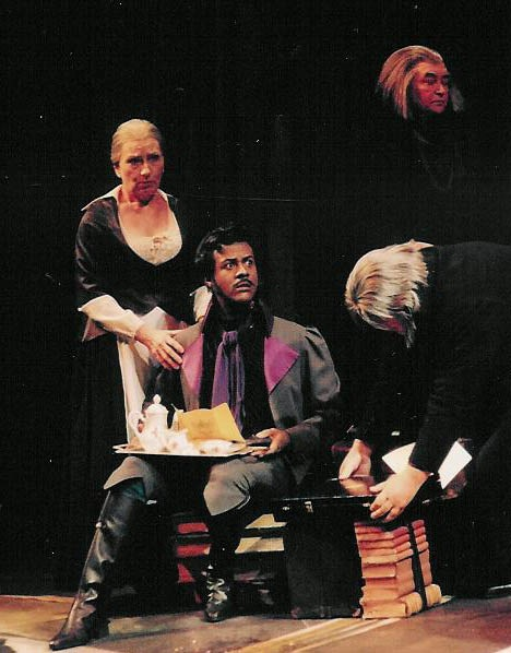 Don Pasquale Deutsche Oper Berlin oct. 2004